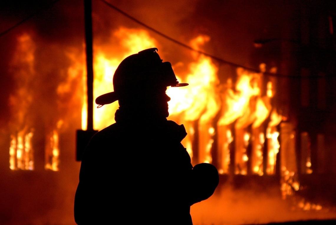 На Черкащині рятувальники ліквідували пожежу житлового будинку