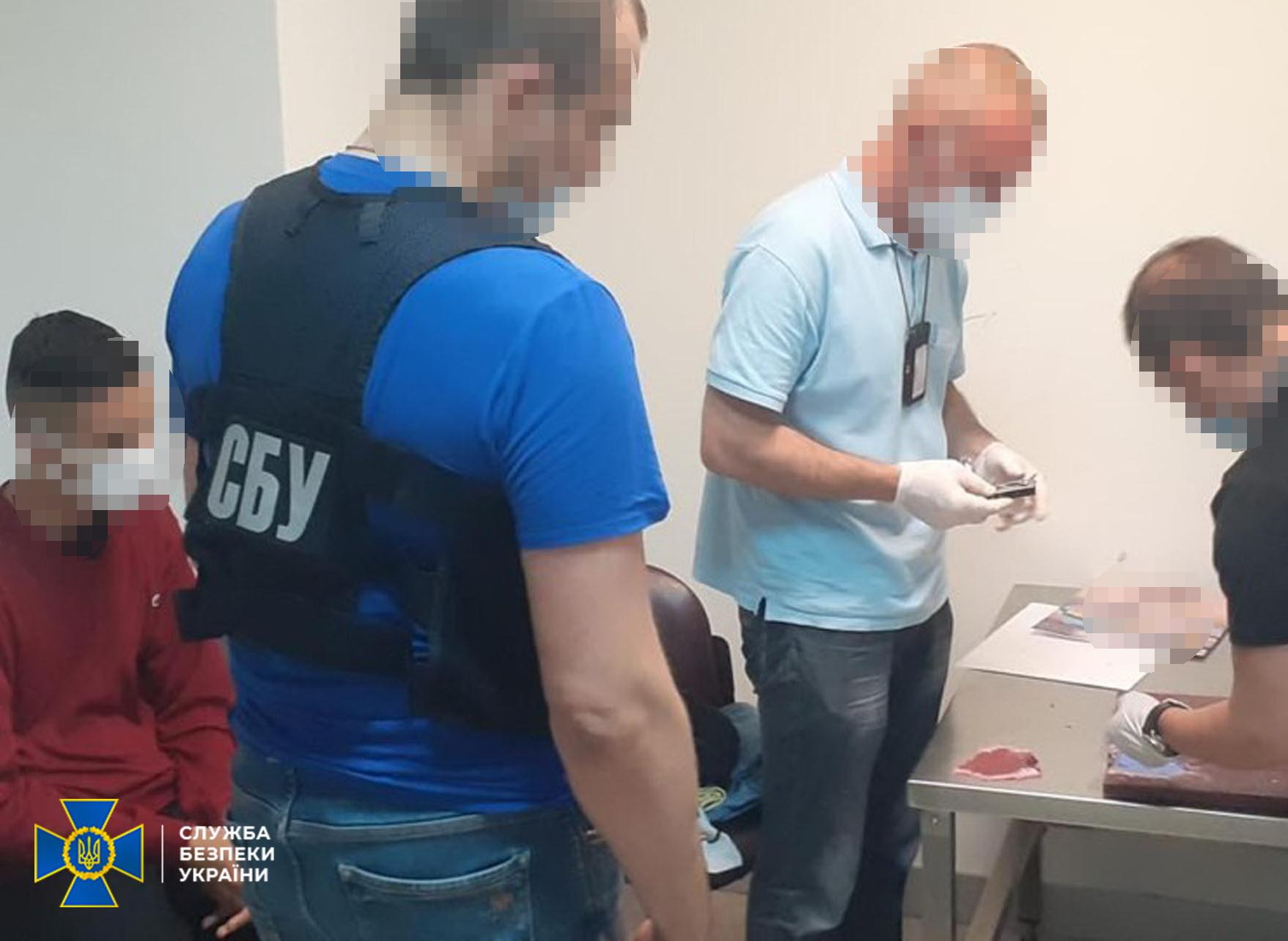Черкащани взяли участь у ліквідації міжнародного наркотрафіку