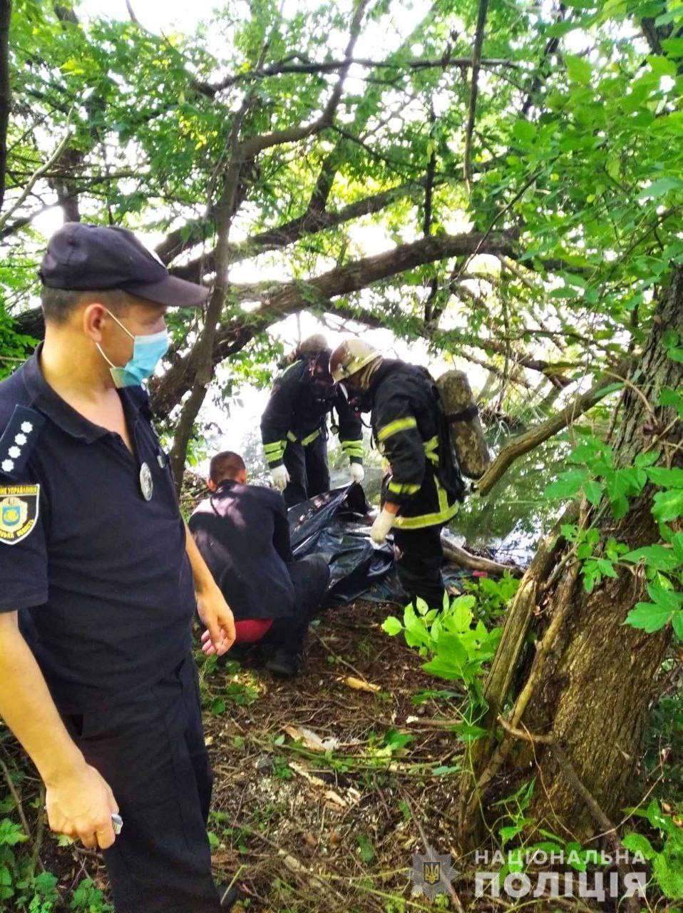 Черкащанина, якого розшукували кілька днів, знайшли мертвим