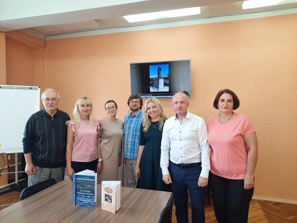 У Черкасах визначили лауреатів краєзнавчої премії імені М. Максимовича
