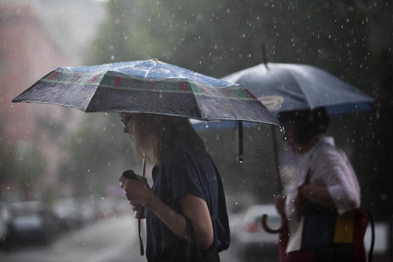 Дощі з грозами прогнозують на Черкащині в п'ятницю