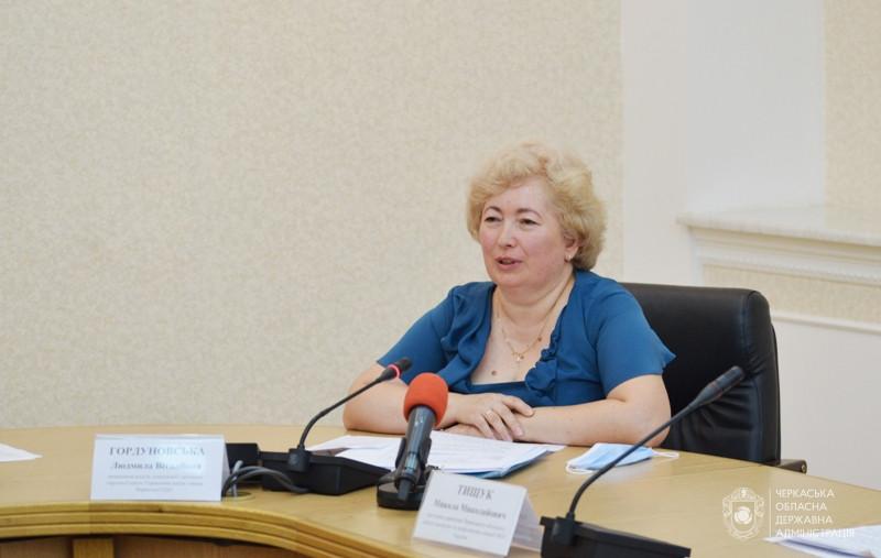 70 % черкаських освітян щепилися проти коронавірусу