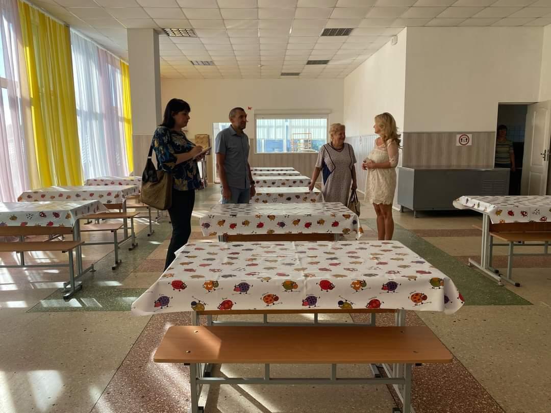 У Черкасах перевіряють школи й дитсадки перед навчальним роком