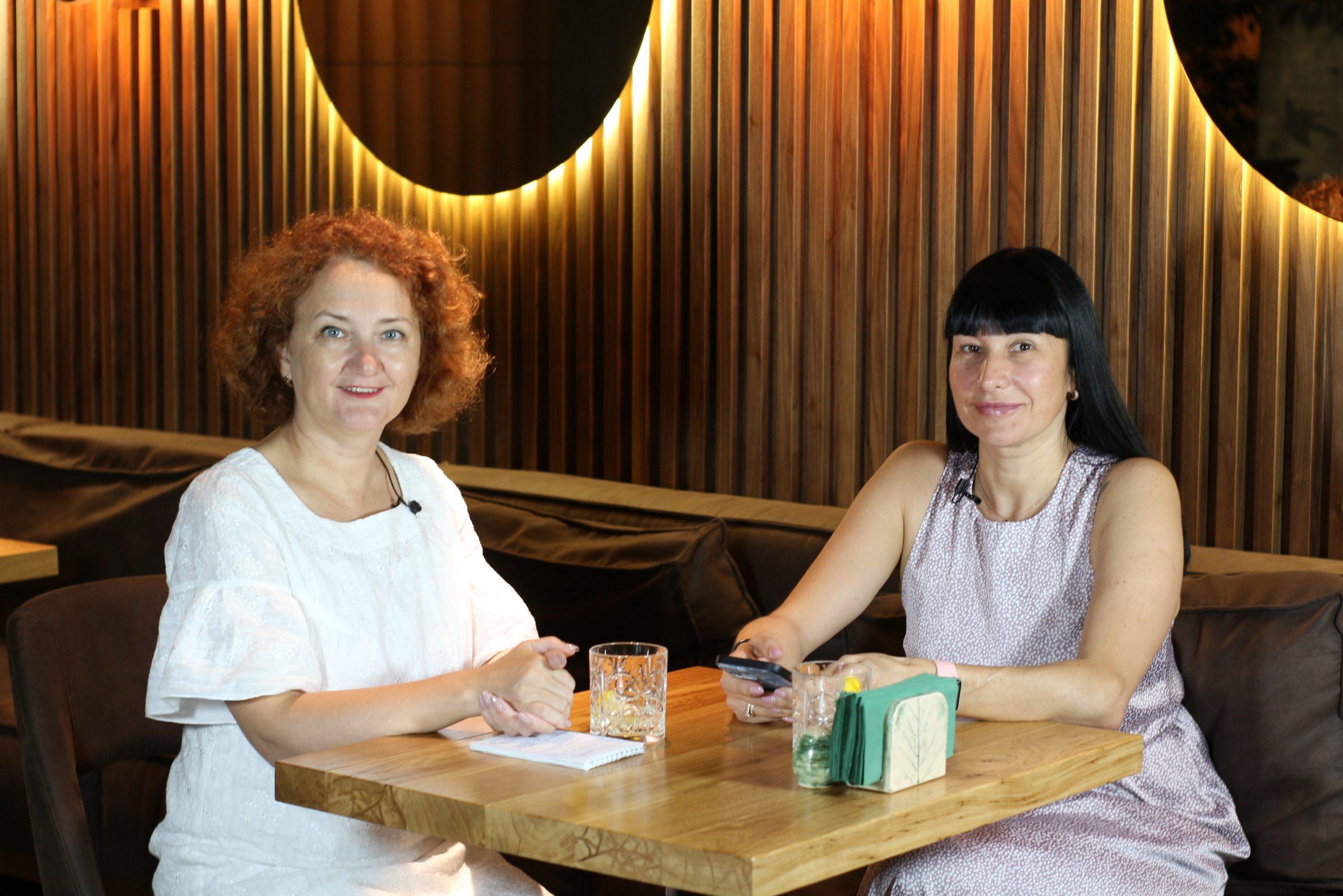 Наталія Несват у відеопроєкті «Розмова в Residence» (ВІДЕО)