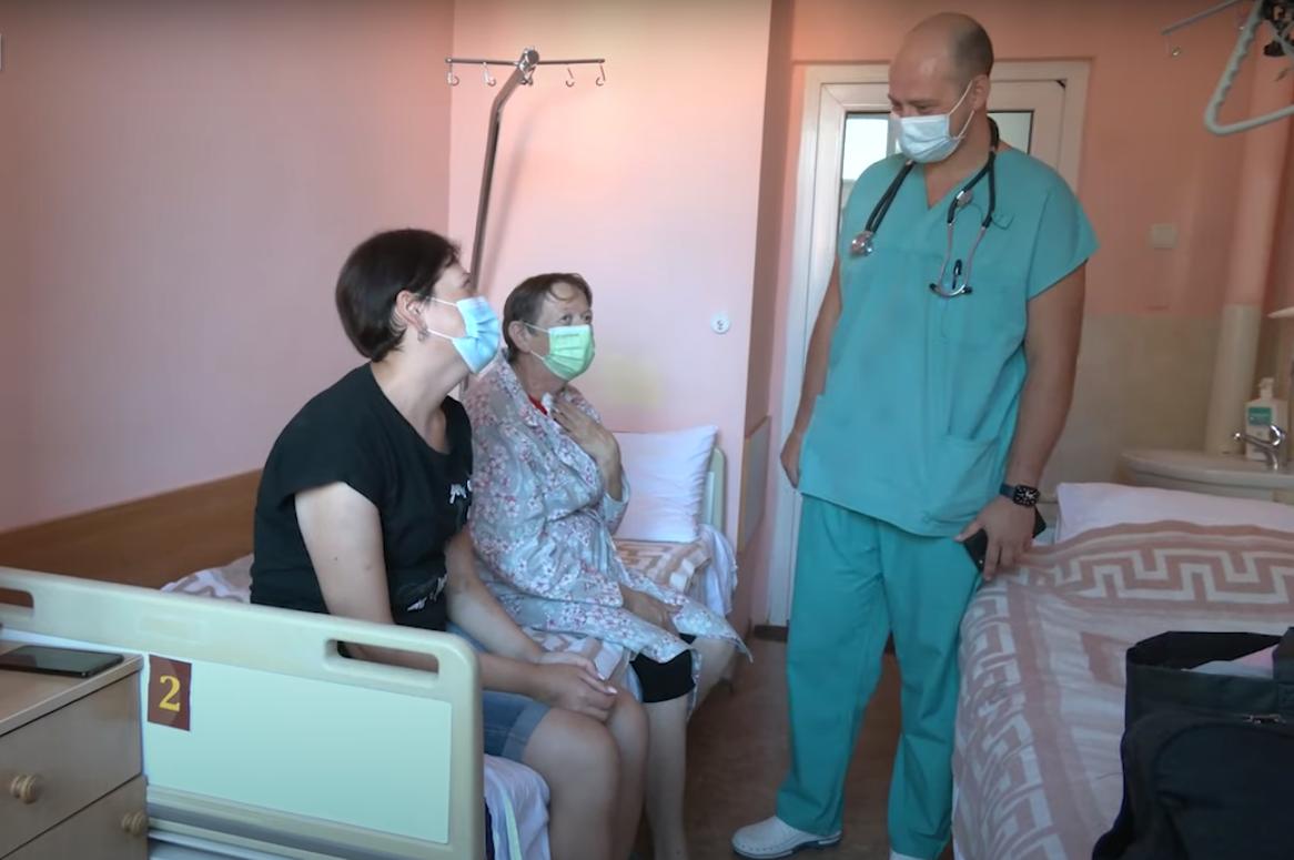 Черкаські лікарі пересадили нирку жительці Київщини