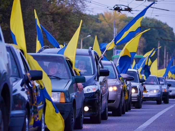 На Уманщині відбудеться автопробіг до Дня Незалежності України