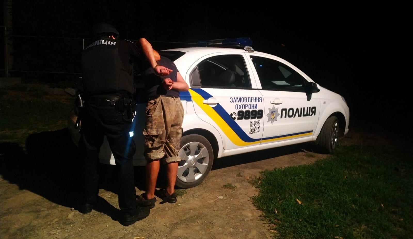 Черкащанин намагався незаконно потрапити на територію заводу