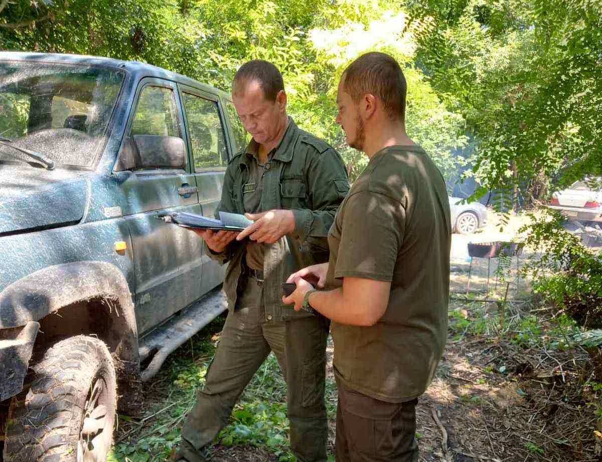 На Черкащині зафіксували майже 40 порушень правил полювання