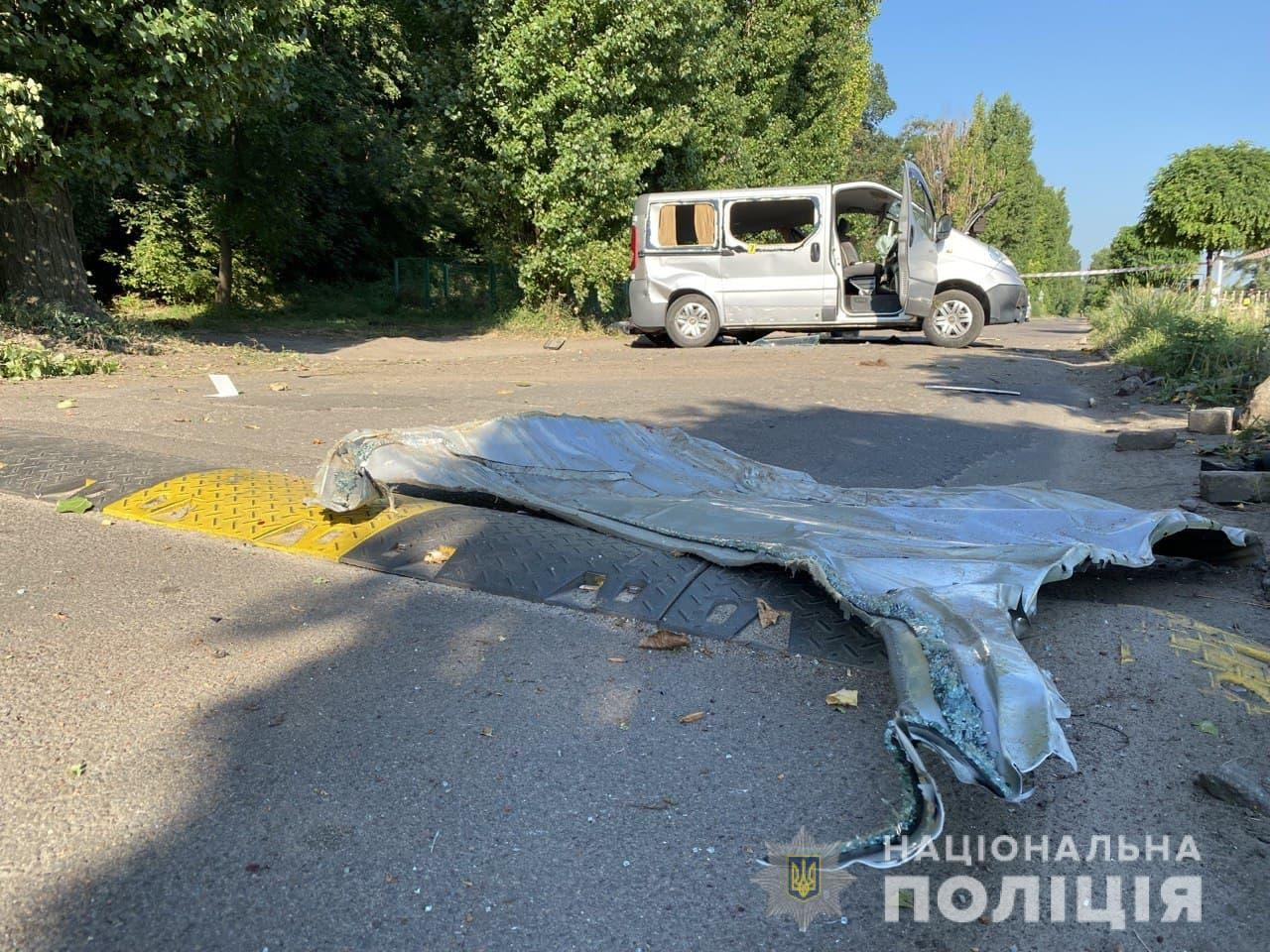 Обставини смертельної ДТП в Черкасах: водій був нетверезий (ФОТО)