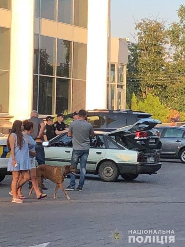 Конфлікт між байкерами й черкаським водієм розслідує поліція