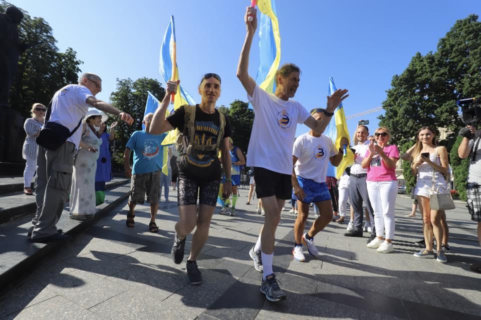 На Черкащині проляже маршрут марафону до Дня Незалежності