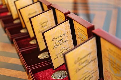Шестеро черкащан отримали державні нагороди