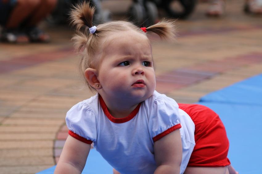 Перегони в підгузках для малюків відбудуться в Черкасах