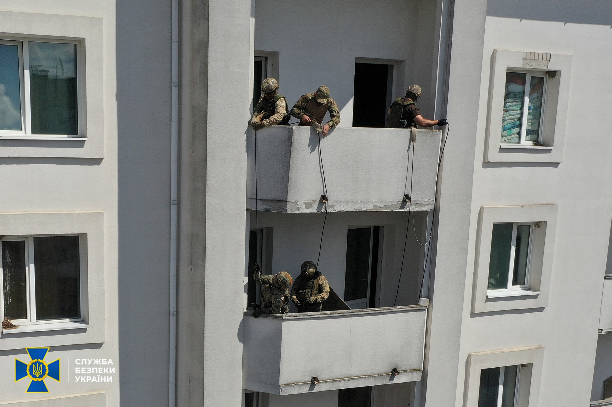Підготовка до Рош га-Шана: в Умані провели антитерористичні навчання