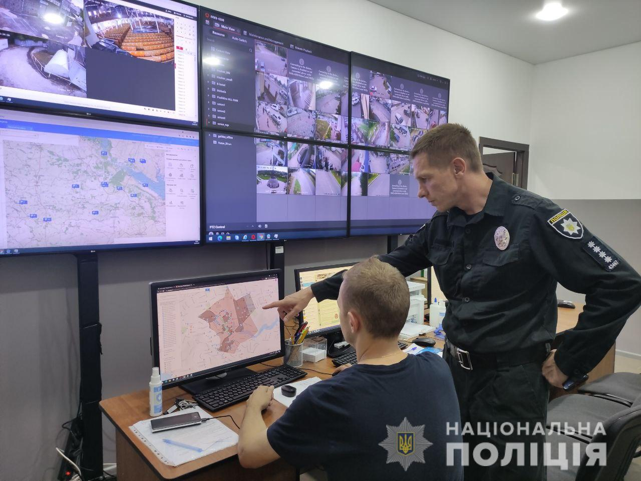 В Умані функціонує Міжнародна поліцейська станція