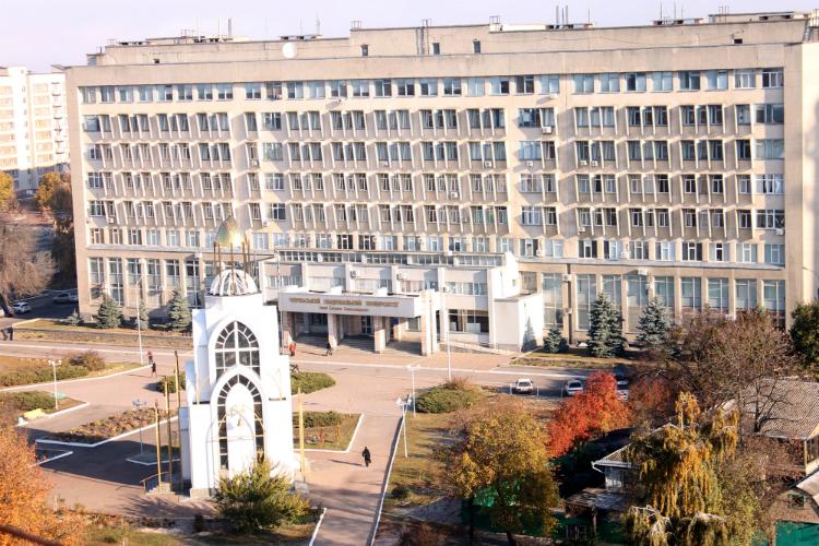 Черкаські професори отримали нагороди Верховної Ради України