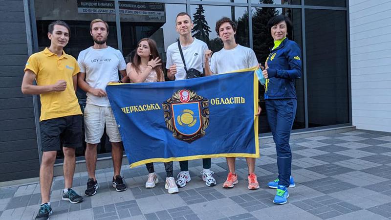 Черкаські спортсмени – призери чемпіонату Європи