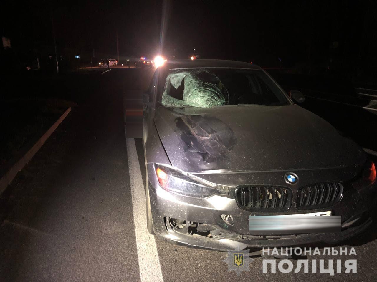 Біля Благодатного водій збив насмерть пішохода