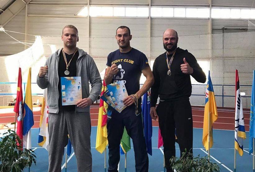 Студент ЧДТУ посів призові місця на Кубку України з кікбоксингу