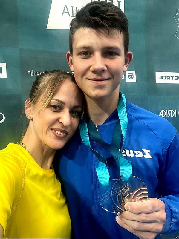 Ілля Ковтун виборов дві нагороди на Кубку світу