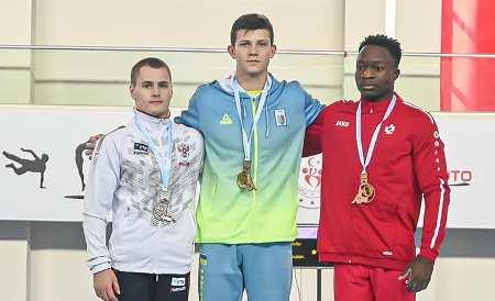 Черкащанин здобув медалі етапу кубка світу із спортивної гімнастики