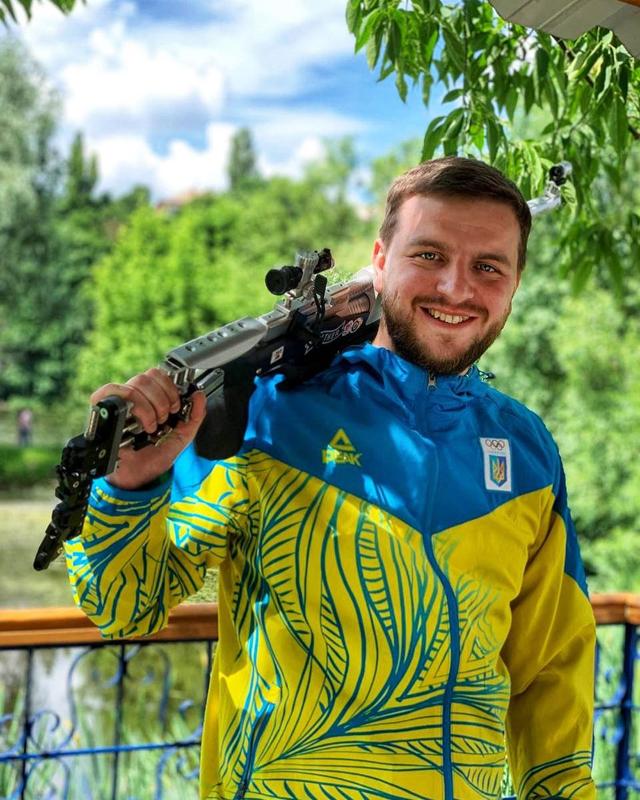 Сергій Куліш виборов два «золота» чемпіонату України