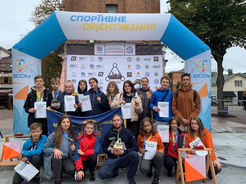 Спортсмени із Черкащини вибороли 35 медалей на всеукраїнському чемпіонаті