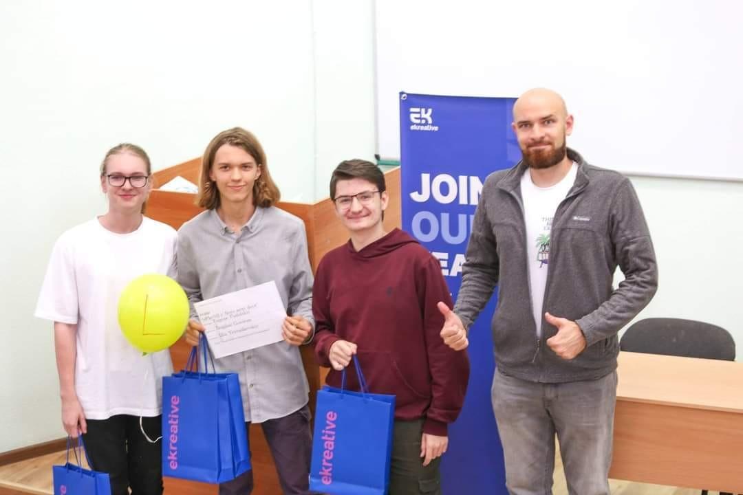 Черкаські учні стали призерами всеукраїнського етапу олімпіади з програмування