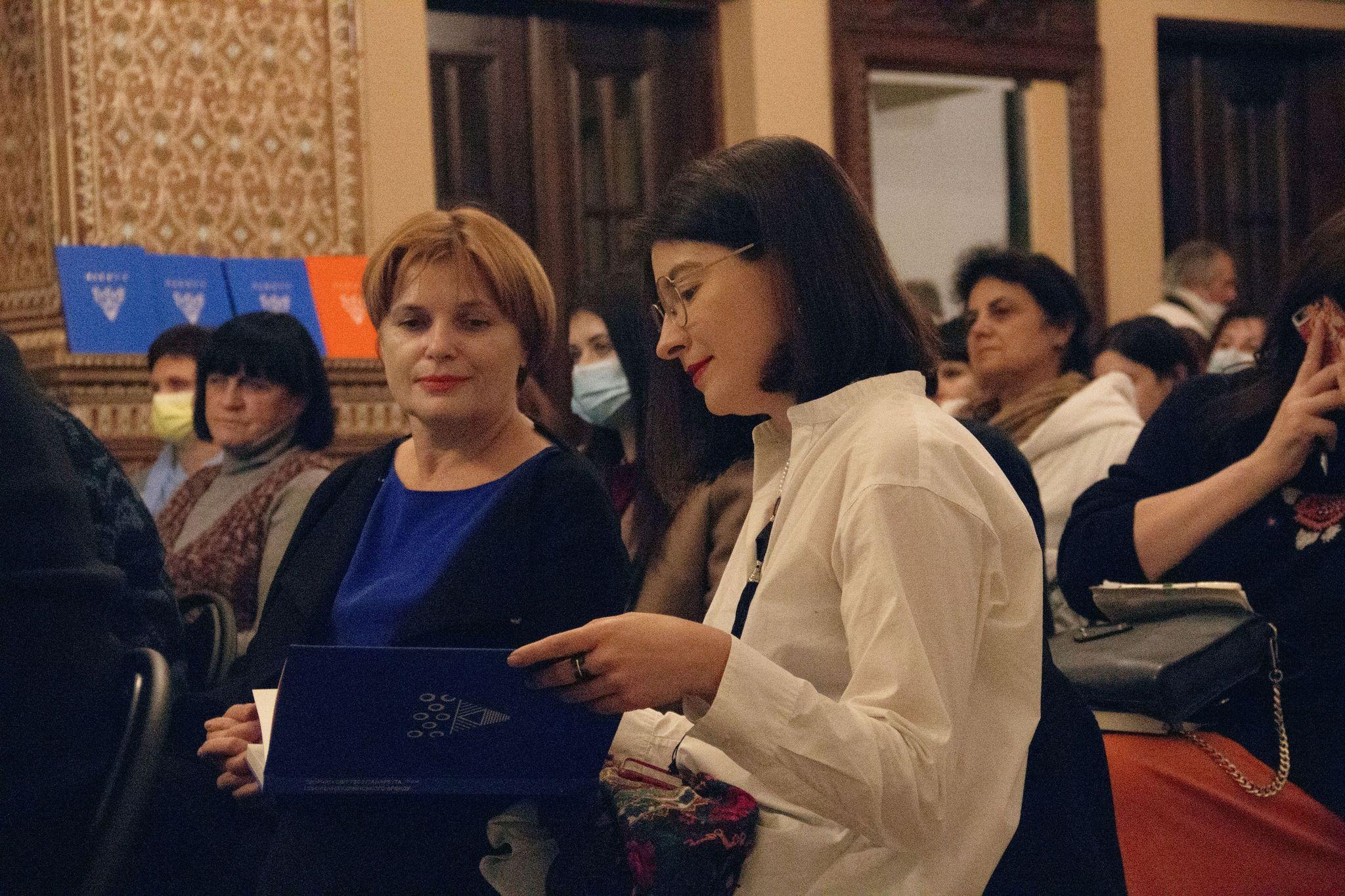 Презентували монографію «Образний світ Георгія Нарбута і творення українського бренду»