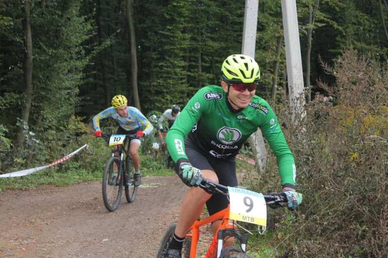 Черкащани здобули нагороди чемпіонату з велосипедного спорту