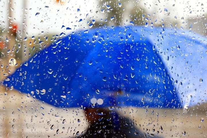 Сьогодні в області переважатиме дощова погода