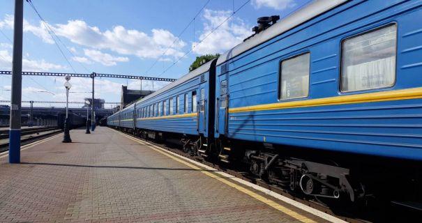 До 1 жовтня тимчасово відмінять рух потягів на ділянці Черкаси – ім. Т. Шевченка