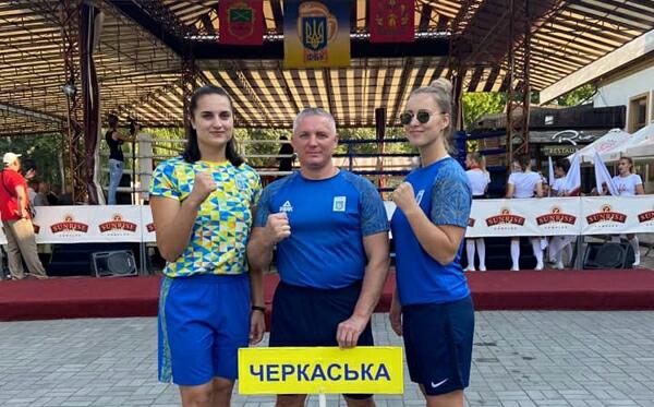 Боксерки з Черкащини здобули призові місця на чемпіонаті