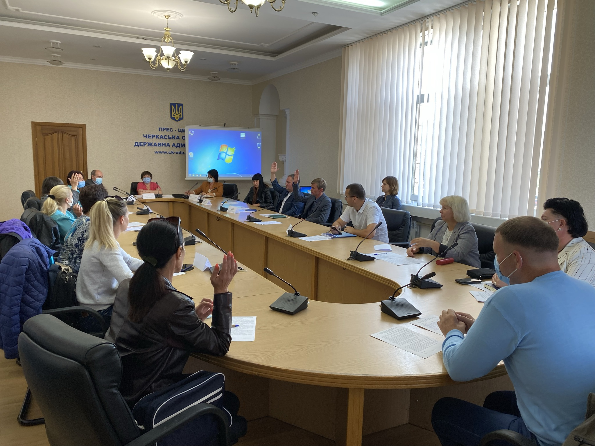 На Черкащині запрацює обласна експертна група з питань туберкульозу