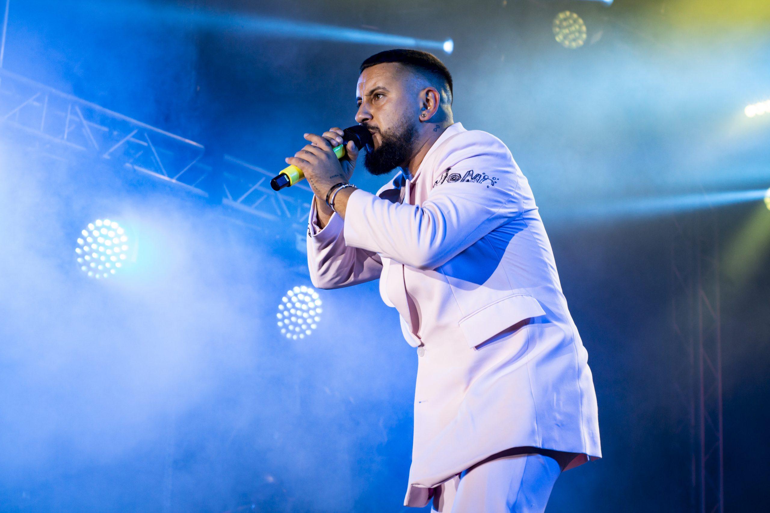 MONATIK виступив на закритті концертного сезону на «SELENA» (ФОТО)