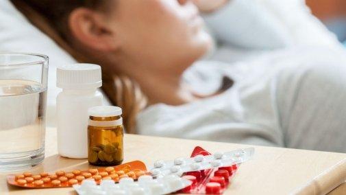 На Черкащині циркулюватимуть чотири штами грипу