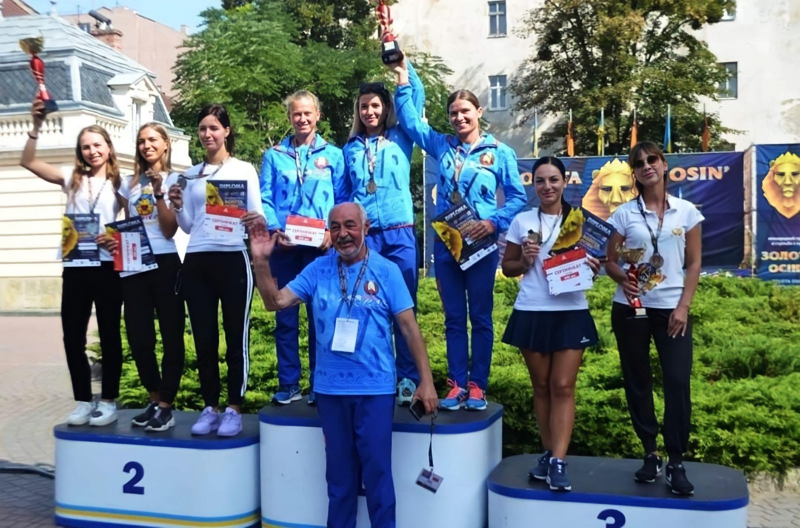 Черкаські лучниці вибороли срібло на міжнародних змаганнях