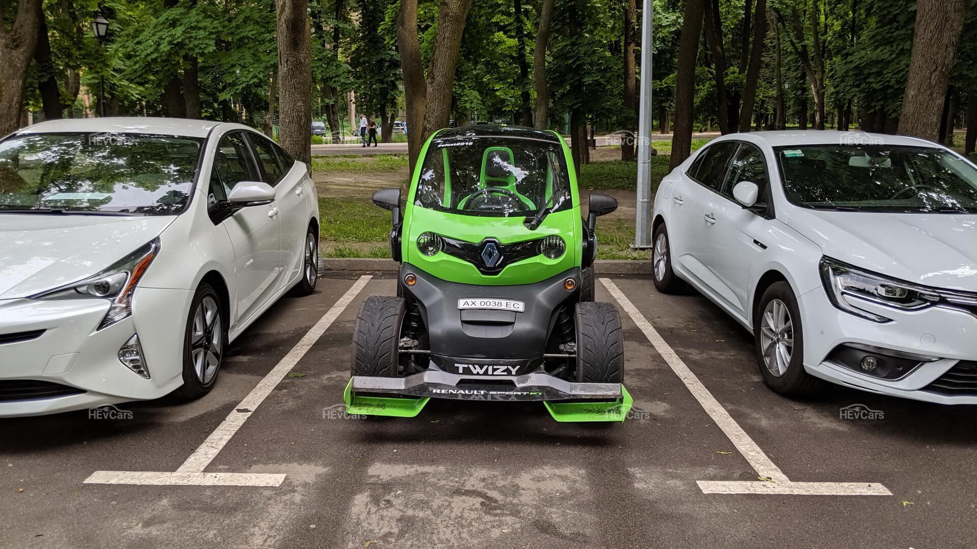 Виставка саморобних електромобілів відбудеться в Черкасах