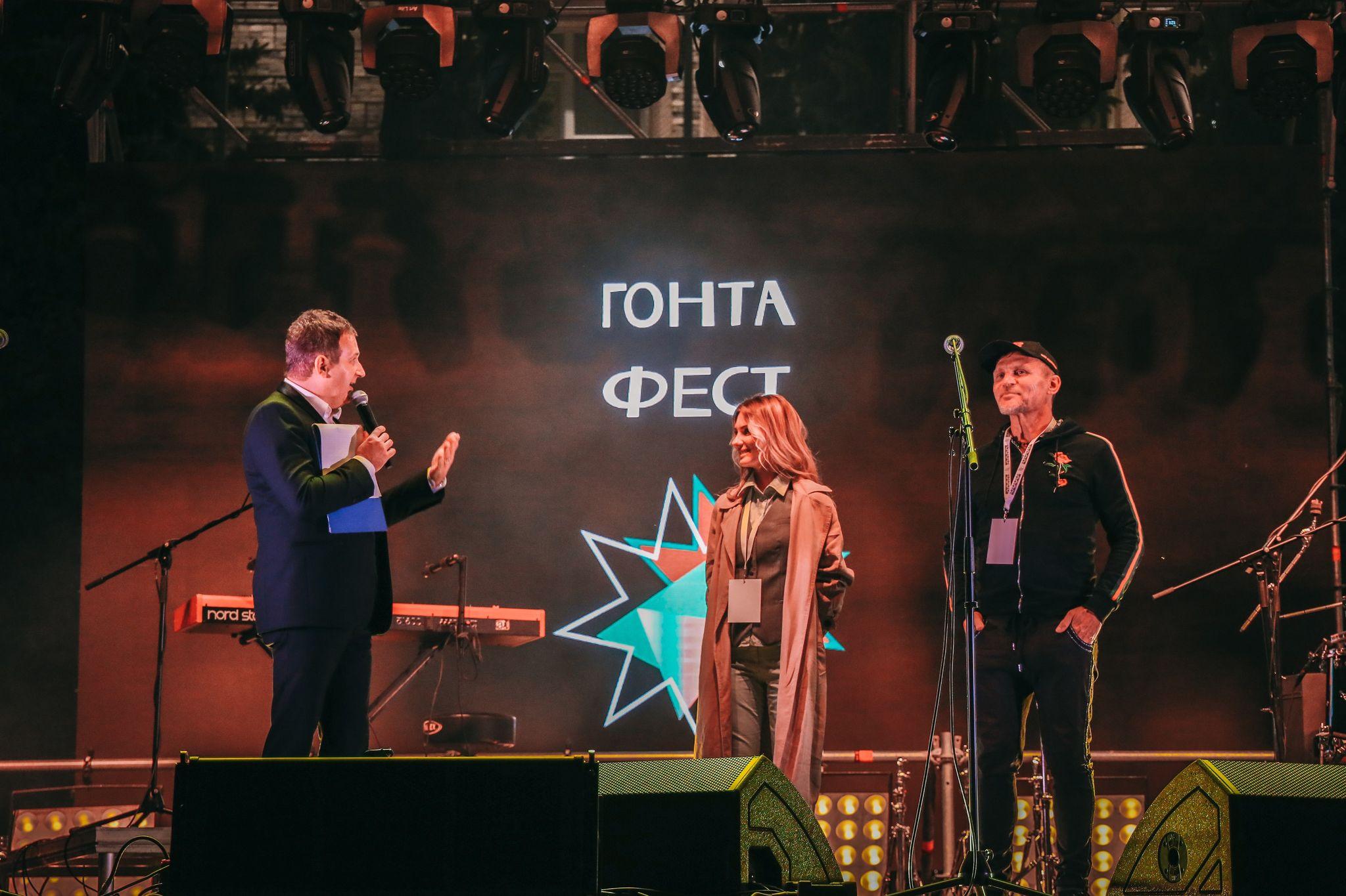 В Умані вперше провели фестиваль української пісні «Гонта Фест»