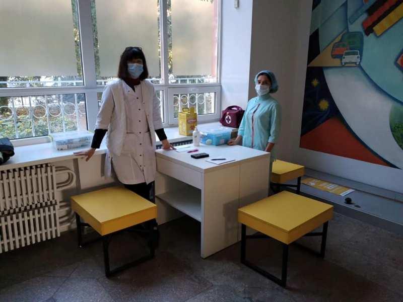 Черкащани можуть вакцинуватися у 25-ти відділеннях Укрпошти