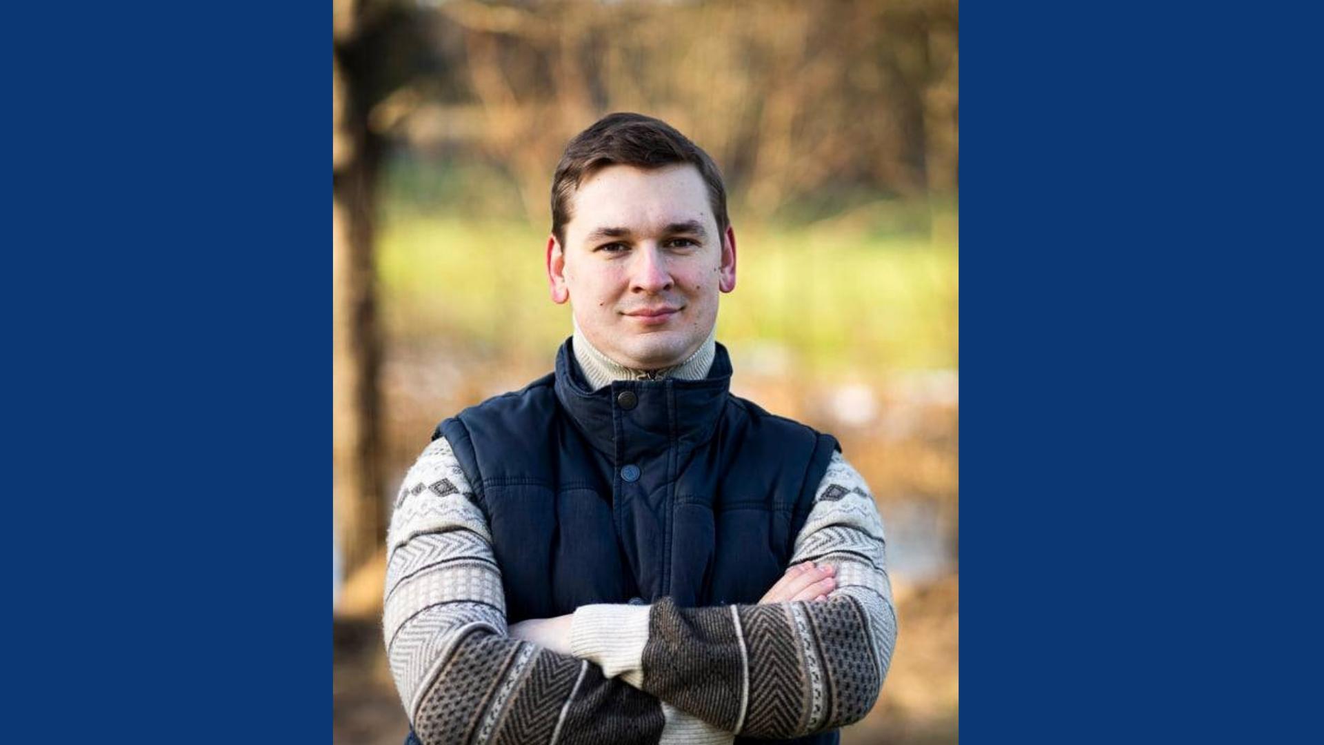 Гліб Баришніков: «Запам'яталися студентські компанії, святкування першої стипендії та складання сесії»