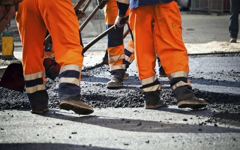 У Черкасах продовжать ремонтувати вулиці