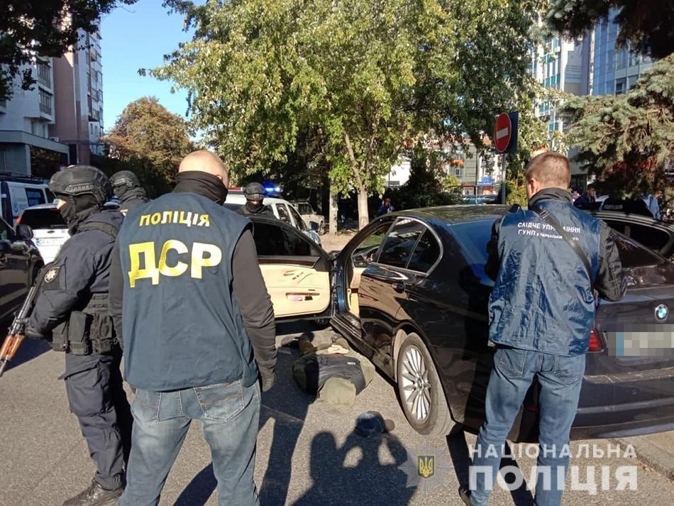 У Черкасах правоохоронці викрили групу наркоторговців (ФОТО)