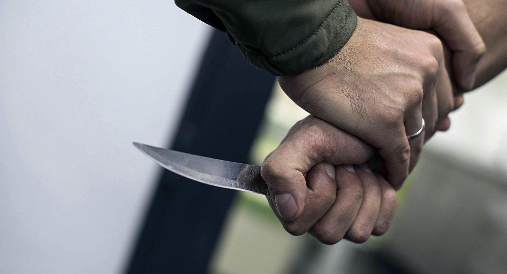 В Умані підліток вдарив батька ножем під час бійки