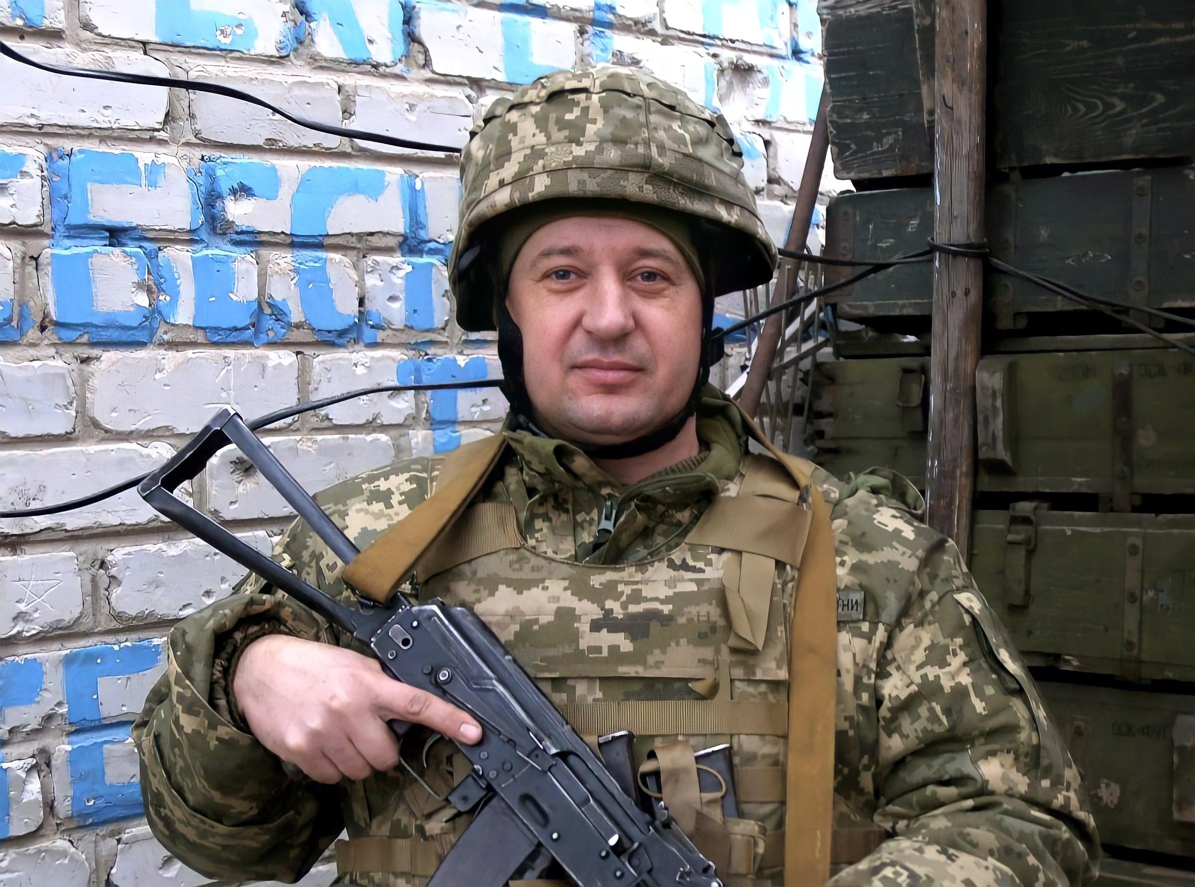 Роман Орищенко: «Нині маю не менш важливий обов'язок – захищати Батьківщину»