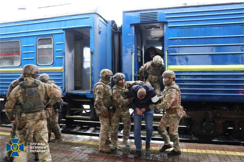 Антитерористичні навчання провели на черкаському вокзалі (ВІДЕО)